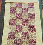 How to Patchwork Quilt – Part 3